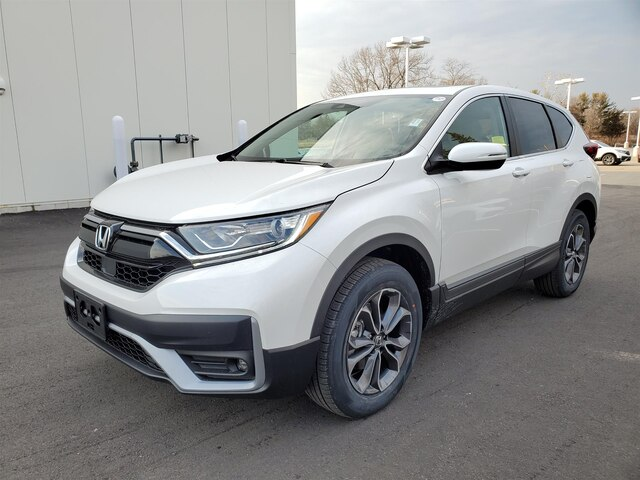 New 2020 Honda CR-V EX