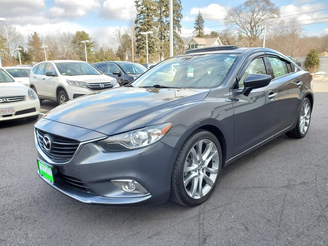 Pre-Owned 2014 Mazda6 i Grand Touring