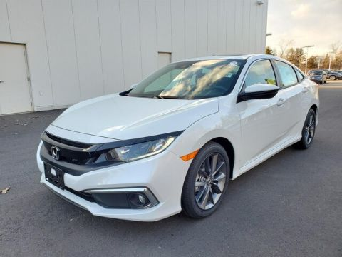 New 2020 Honda Civic EX-L