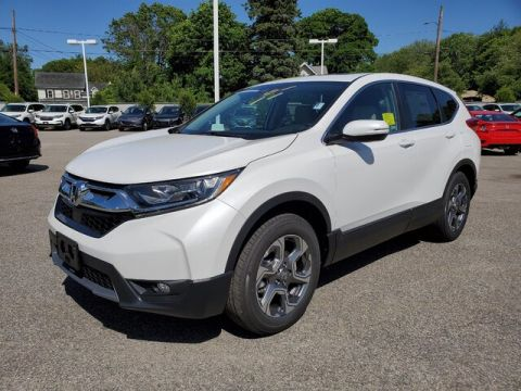 New 2019 Honda CR-V EX